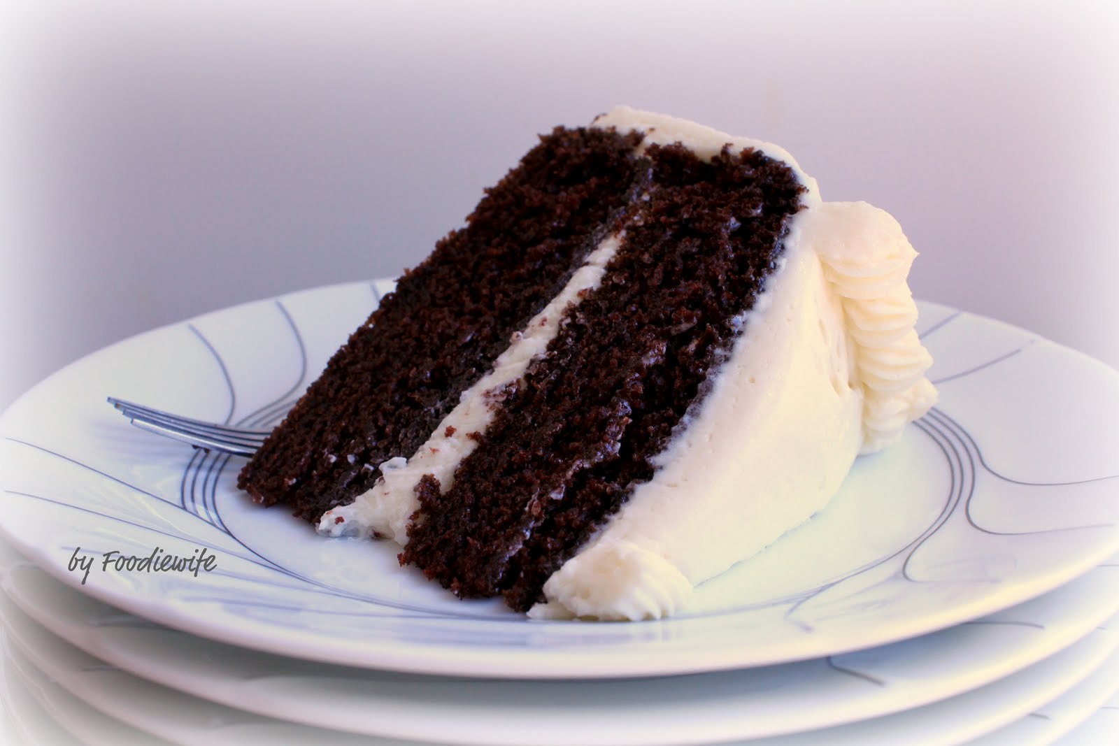 Best Cake Recipes For Icing: The Best Chocolate Cake With Old-Fashioned Cooked Vanilla