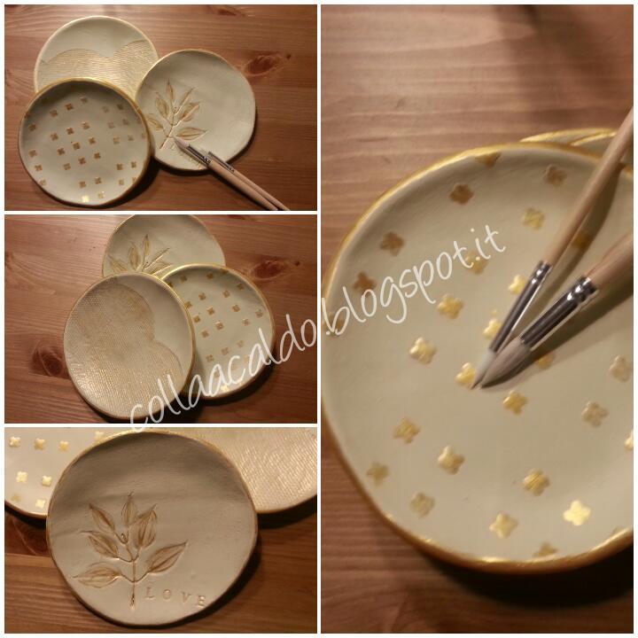 Collaacaldo piatti decorativi idea per bomboniera fai da te - Piatti decorativi ...
