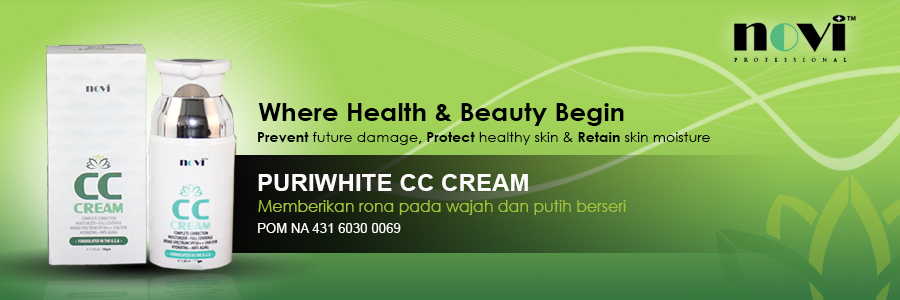 NOVI CC Cream