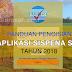 Panduan Pengisian Aplikasi SisPenA Sekolah dan Madrasah Tahun 2018