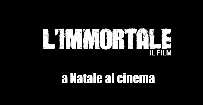L'Immortale (2019) - Teaser