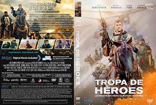 12 Strong - Tropa de Heroes