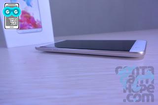Coolpad Max Lite - sisi kiri