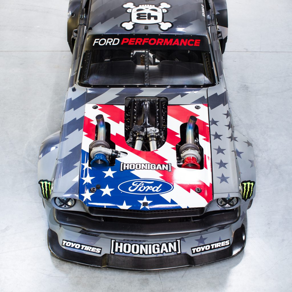 Ken Block's New Hoonicorn Is A 1400HP Twin-Turbo, Methanol