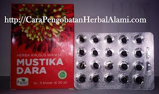 Jual Mustika Dara HPAI Asli Obat Herbal untuk sehat kewanitaan