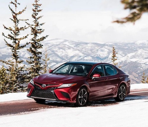 Toyota Camry Review