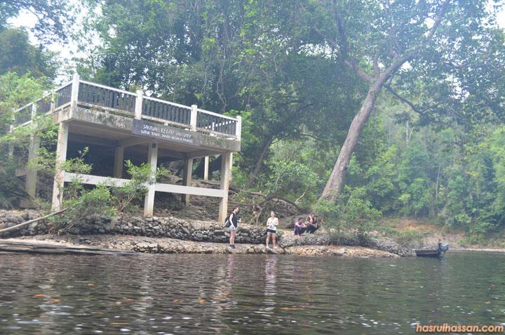 Lubuk Tenor, Santuari ikan Kelah di Taman Negara Pahang