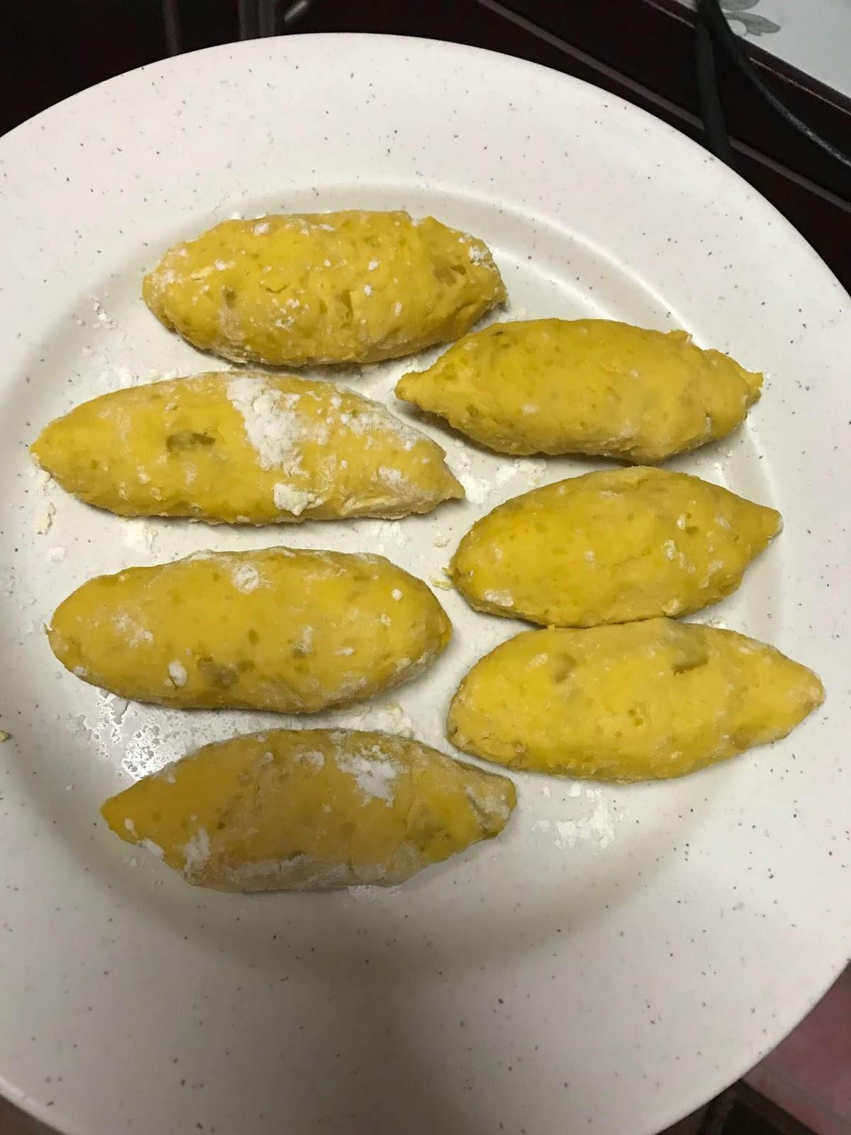Resepi Kuih Cek Mek Molek Labu frozen
