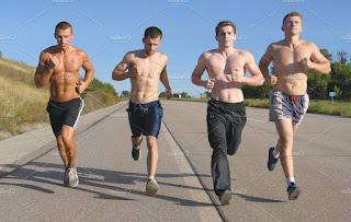 lari cepat menurunkan berat badan