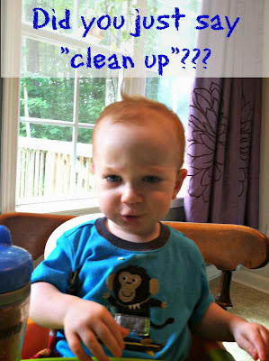 toddler manners teaching your toddler to clean up