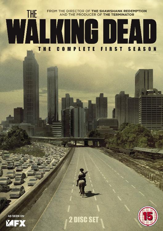 The Wertzone The Walking Dead Season 1