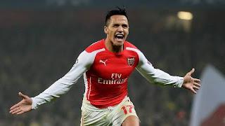 Sanchez hands Arsenal 3 points