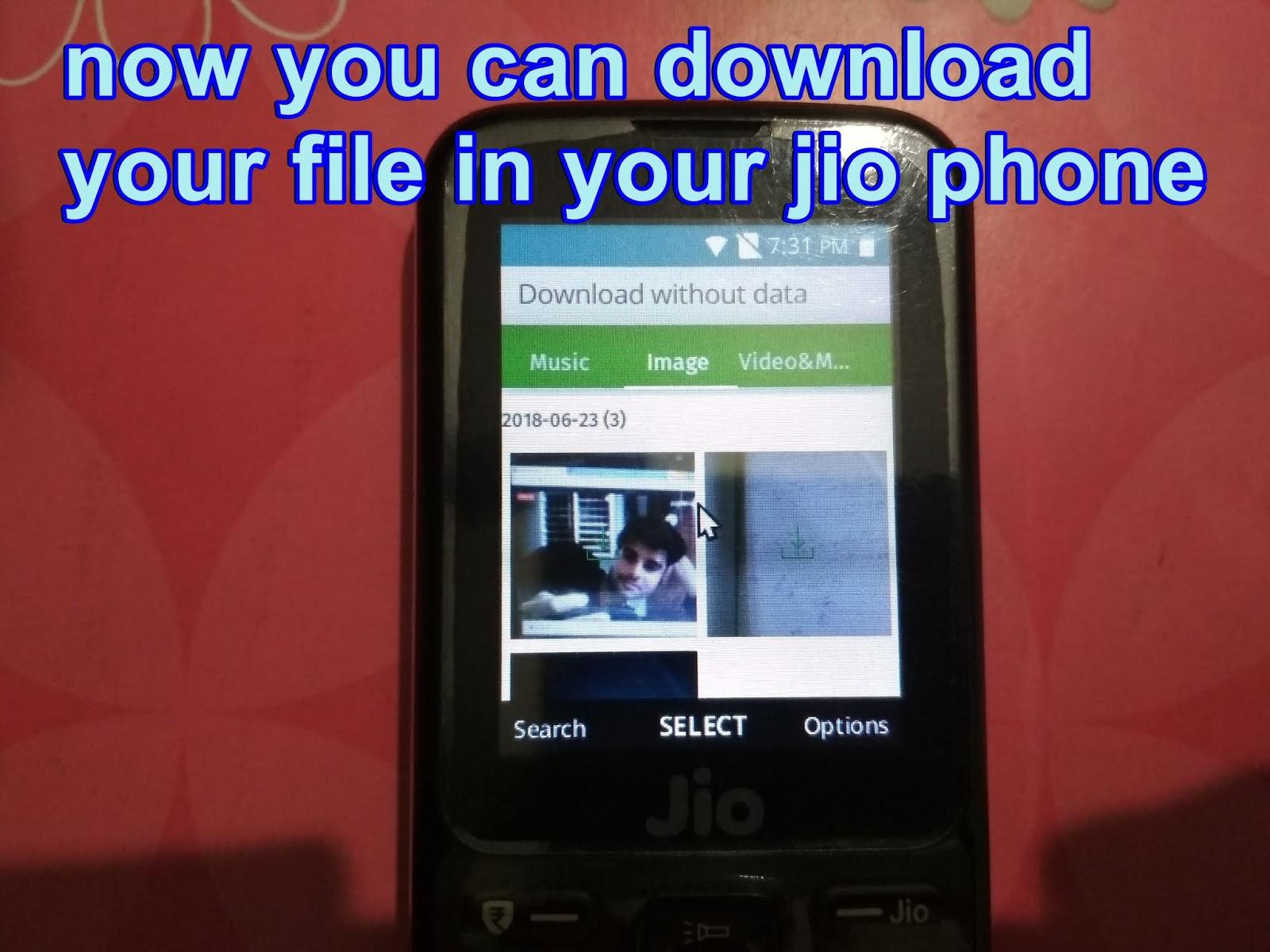 xender app download jio phone