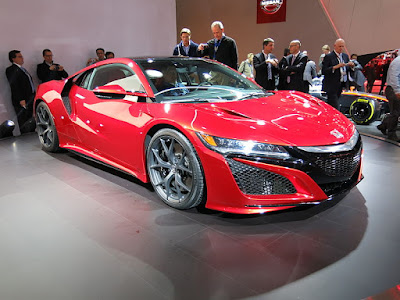 Honda NSX First and Second Generation
