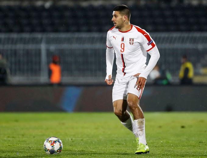 Aleksandar Mitrović je i zvanično najbolji strelac grupne faze Lige nacija!