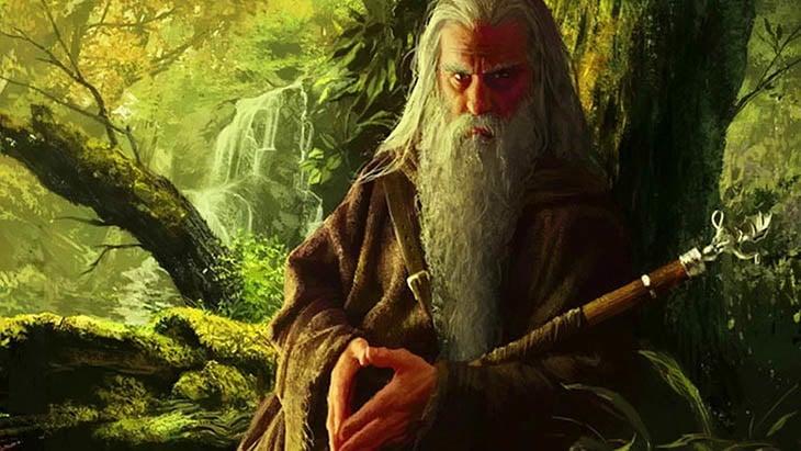 GF, Druid nedir?, tarih, Tarihte Druidler,Kelt rahipleri,Orman rahipleri,Kelt toplumlarında Druid,Druid türleri,Britanya Druidleri,İrlanda Druidleri,Druidlerin kutsal imgeleri,Druidler kimlerdir?