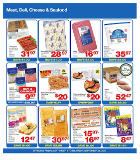 Wholesale Club Flyer Valid September 8 - 28, 2017