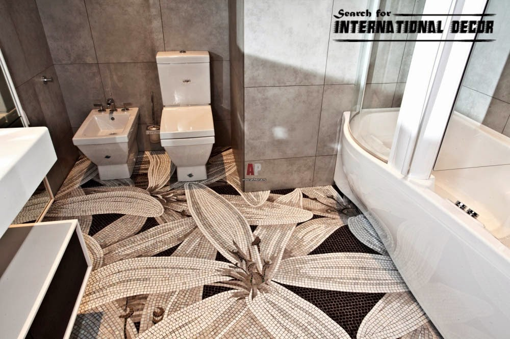 Floor Tile Mosaic Patterns - Flooring Ideas and Inspiration