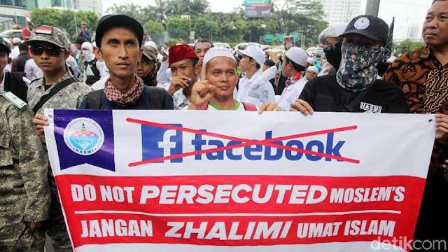 FPI Beri Waktu Facebook hingga Senin, Jika Tidak ada Jawaban ...