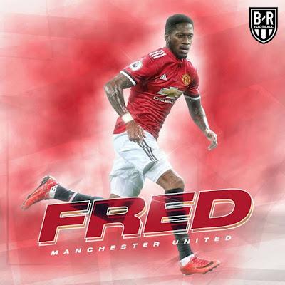 Fred ndani ya United