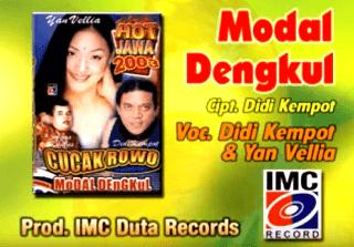 Lirik Lagu Modal Dengkul - Didi Kempot