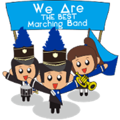 We're Marching Band Team (Indonesia)