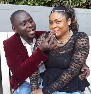 Photos: 'We have never had a fight for one day' - Nigerian man reveals he got married to his wife three weeks after they met