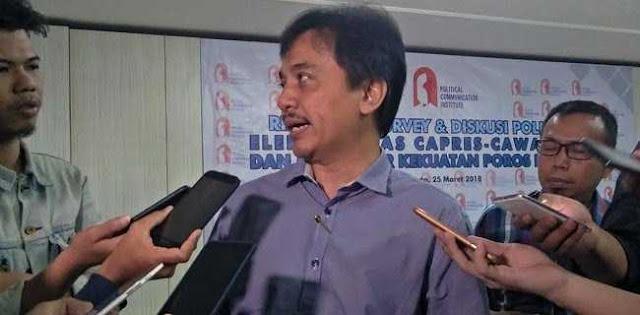 Roy Suryo Buka Suara Soal Barang Negara Belum Dikembalikan