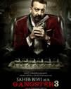Sanjay Dutt, Jimmy Shergill, Mahi Gill New Upcoming movie Saheb Biwi Aur Gangster 3 latest poster release date star cast