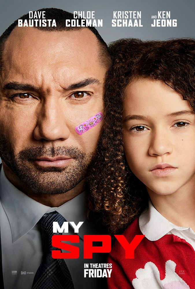 My Spy [BDRip] [Streaming] [Telecharger]