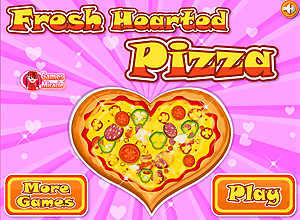 Fresh Hearted Pizza