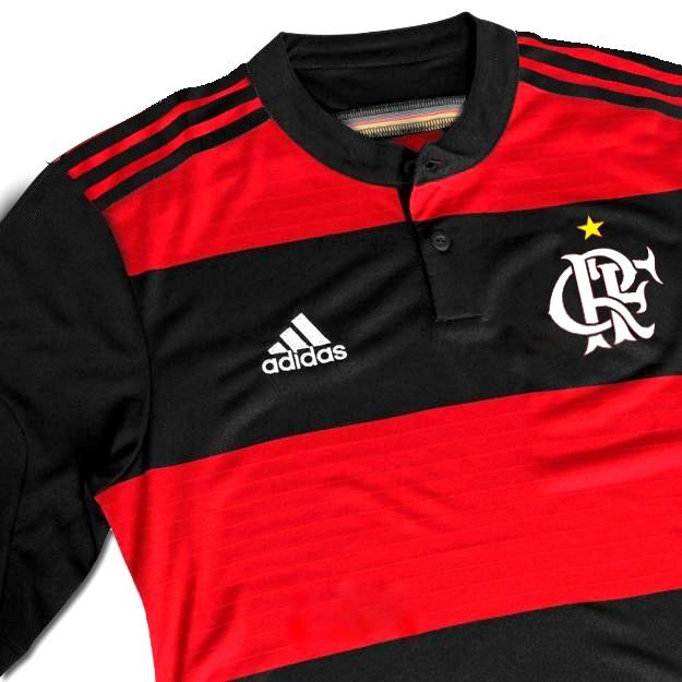05e73b8f29 Veja fotos da suposta nova camisa do Flamengo - 2017.