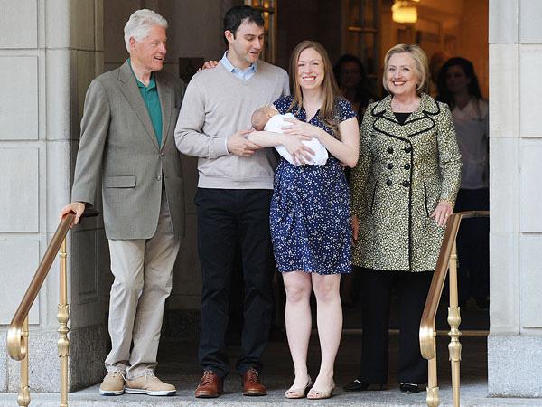Dạy con cứng rắn như người phụ nữ quyền lực Hillary Clinton