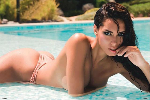 Hot girls Raffaella Modugno sexy Miss Italia 2