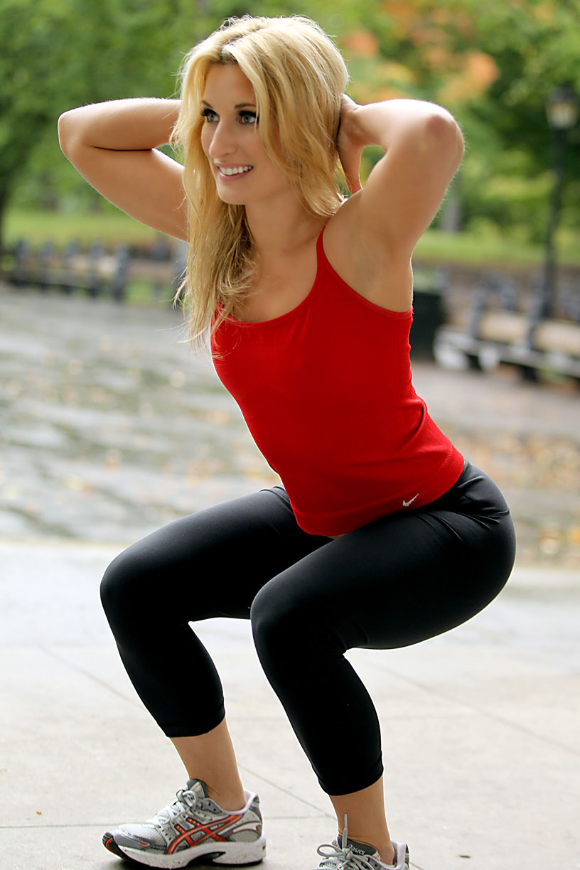 Top 4 exercises to banish that belly fat, posted on 25 August 2013