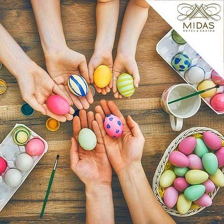 Midas Hotel Easter 2018