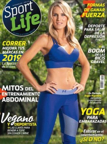 Sport Life Número 233: Mitos del entrenamiento abdominal