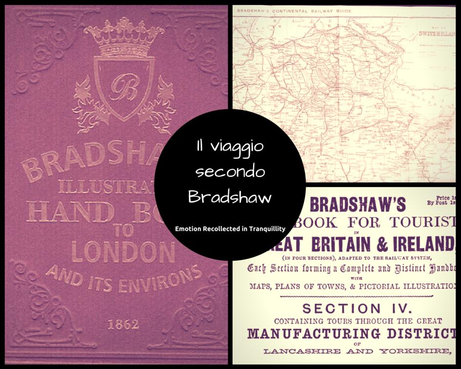 Itinerari delle guide di Bradshaw