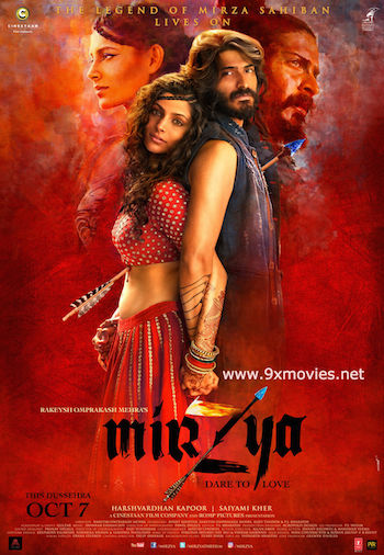 Mirzya 2016 Hindi Movie Download