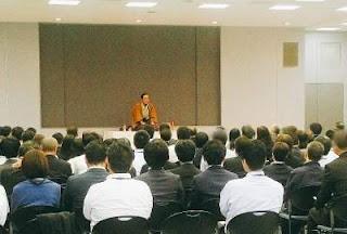ストレスマネジメント研修・三遊亭楽春のセルフモチベーション・マネジメント講演会