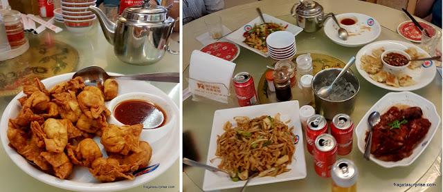 restaurante chinês Chi Fu, Liberdade