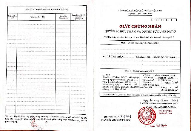 172-174 Trần Hưng Đạo, Phường Nguyễn Cư Trinh, Quận 1