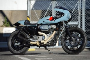 zero sportster xl1200s cafe racer old style by anbu customs