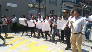 Este Lunes marcha de periodistas con grito ¡No se mata la verdad! en Veracruz
