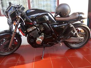 Dijual Honda CB400 Harga Melengsong