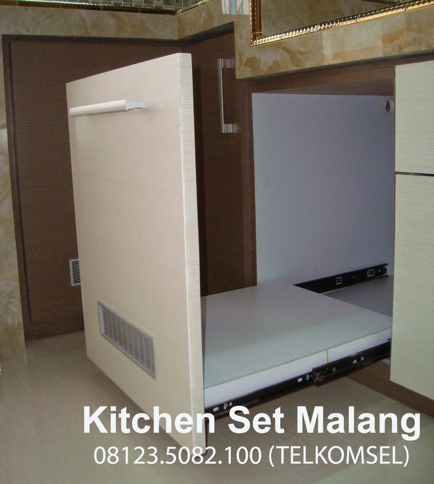 Laci Kitchen Set: Jasa Pembuatan Kitchen Set Di