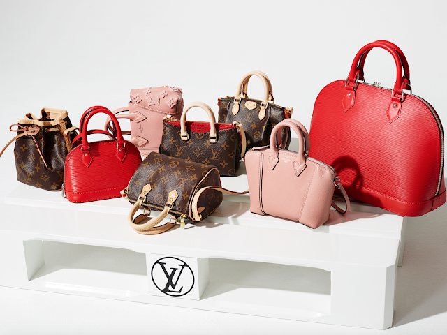 Louis Vuitton's 7 Iconic Bags in Nano Size