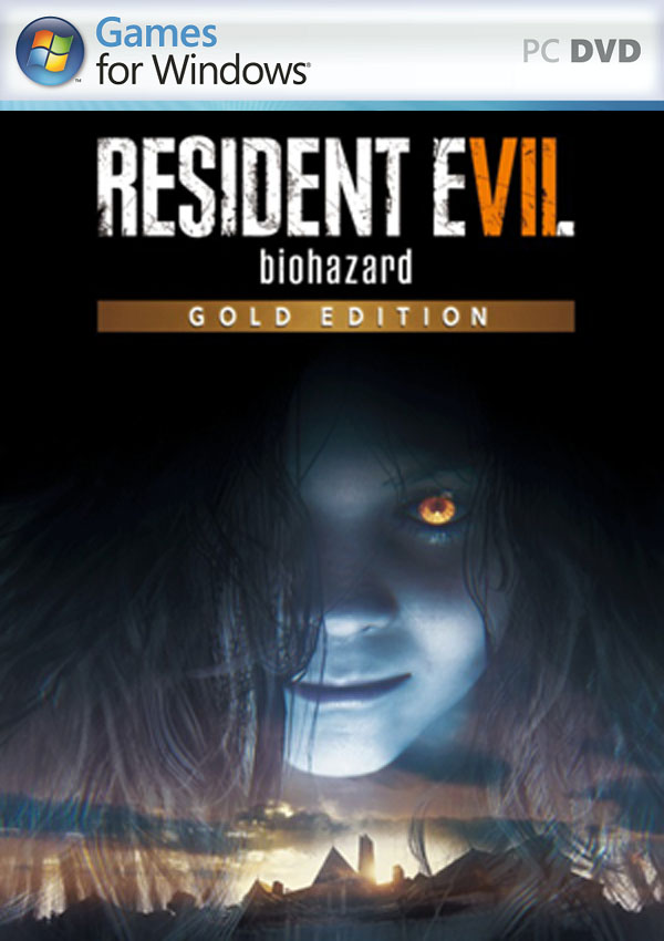 Resident Evil 7 Biohazard Gold Edition PC Cover