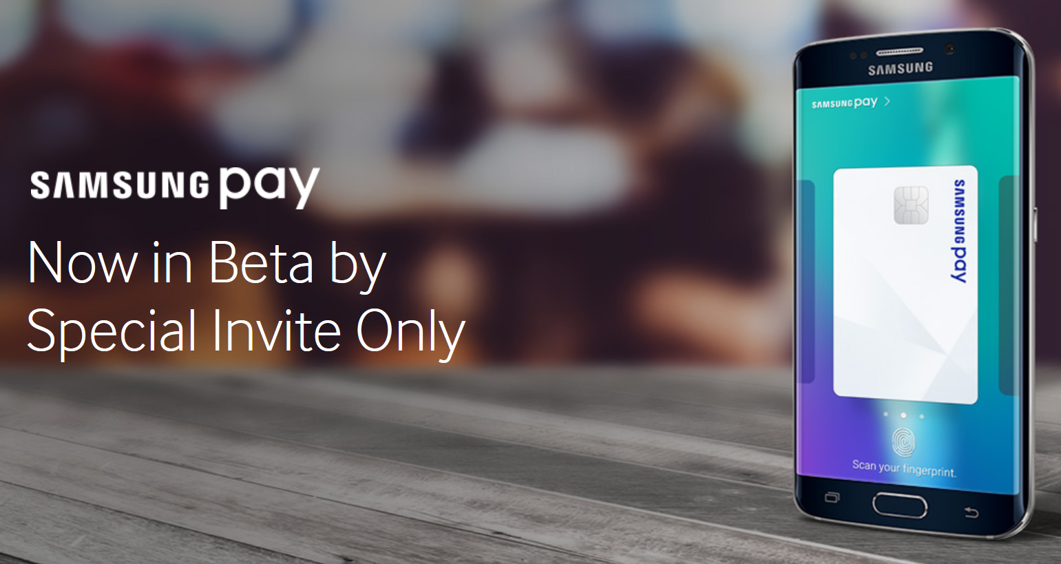 Samsung Now Accepting Beta Testers For Samsung Pay
