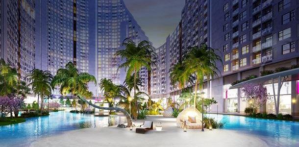 Biển căn hộ River City
